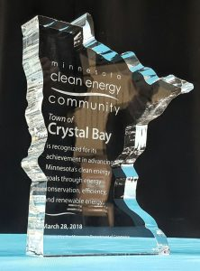 Clean Energy trophy