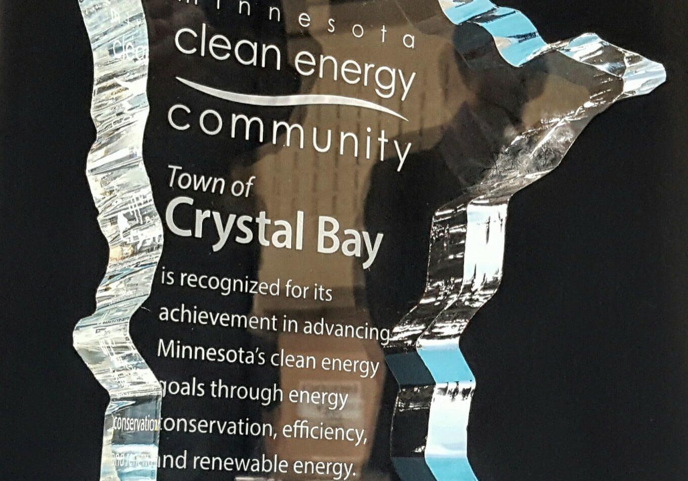 Clean Energy trophy