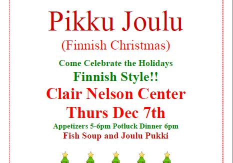 Pikka Joulua poster