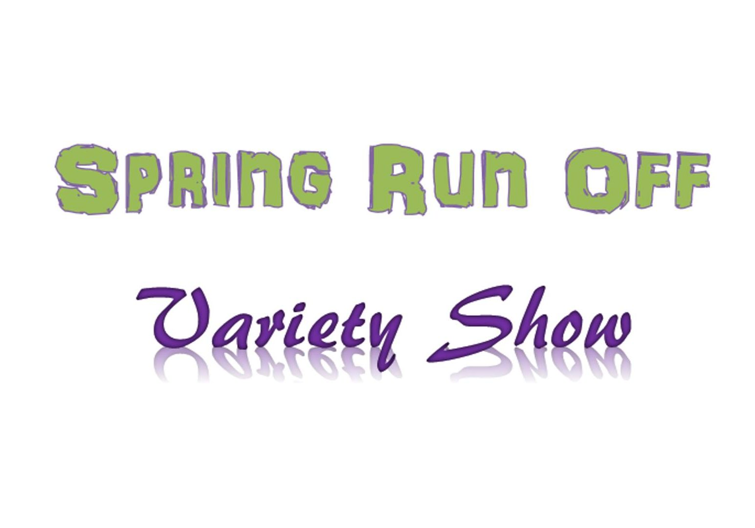 Spring Runoff Logo 2019