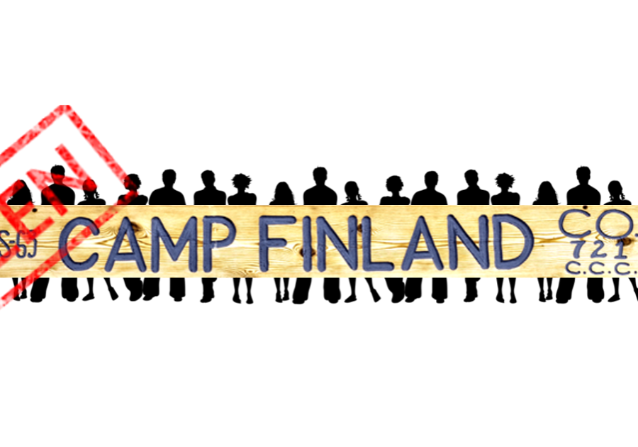 Teen camp finland logo FB
