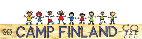 Camp Finland Logo