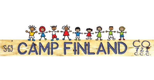 camp finland logo fb